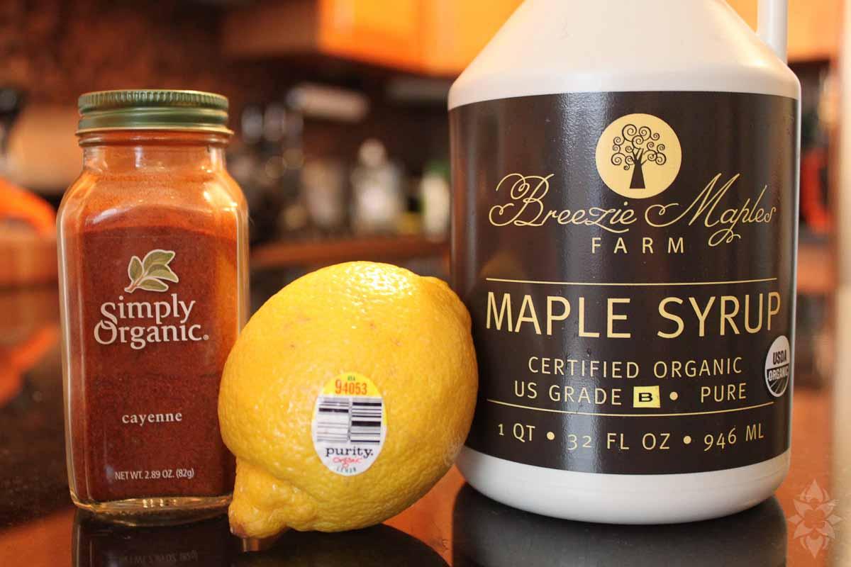 The Lemonade Cleansing Diet